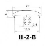 Профиль III-2-B G18PLUS F21
